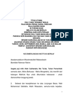 23) 20 Sept 06 Rm-brunei Forum Melayu Islam Beraja- 20.9.2006 (Final)