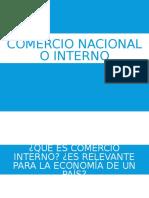 Comercio Interior y Exterior