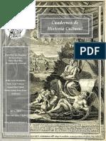 Cuadernos de Historia Cultural