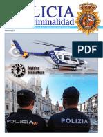 Revista Policía y Criminalidad Nº 27.
