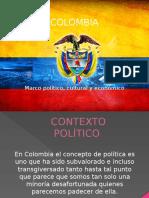 Perspectiva general de Colombia