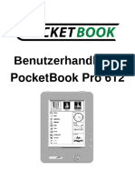User Guide PocketBook 612(de)