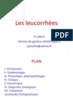 leucorrhée réduit  2017