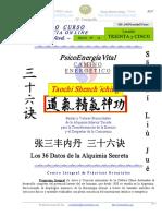Shamanismo-Taoista Percepcion Extrasensorial