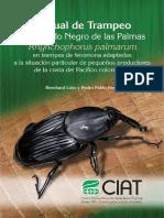 Manual de Trampeo Picudo Negro de Las Palmas