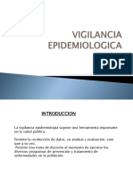 3. Progrma de Vigilancia Epidemiologica