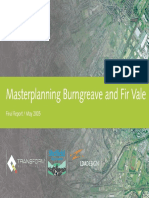 Burngreave and Fir Vale Master Plan