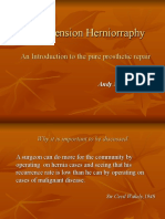 Free Tension Hernioraphy.ppt