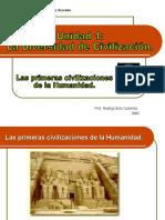 Egipto y Mesopotamia Septimo Basico