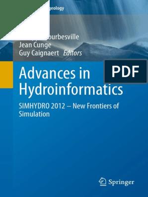 Advances in Hydroinformatics: SIMHYDRO 2014