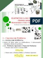 4 - Eletrônica de Potência - IfBA - Ret-mono-ñcontrolado
