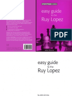 Easy Guide to Ruy Lopez [John Emms, 1999]