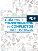 Guia Conflictos Territoriales