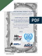 CONDICIONES DE LA CARGA MARITIMA.docx