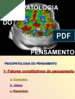 Aula 9- Alterações Psicopatológicas Do Pensamento-1