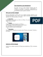 Sistemas Operativos Para Smartphone