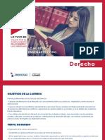 Brochure Derecho 2017 0