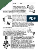 market economy reading