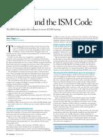 Ecdis and Ism Code Seaways - Oct15