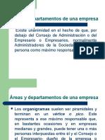Reas y Departamentos de Una Empresa 1208398755006532 8