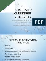 Psych Orientation