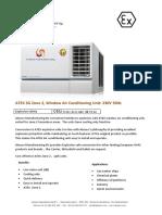 Atex Window Air Conditioner