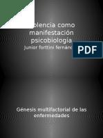 Dolencia Como Manifestación Psicobiología
