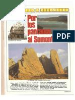 Revista Tráfico - nº 49 - Noviembre de 1989. Reportaje Kilómetro y kilómetro