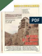 Revista Tráfico - nº 42 - Marzo de 1989. Reportaje Kilómetro y kilómetro