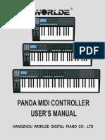 Panda25!49!61user Manual