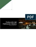 Protección al Patrimonio Urbano