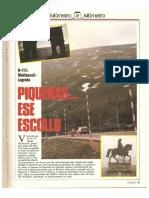 Revista Tráfico - nº 30 - Febrero de 1988. Reportaje Kilómetro y kilómetro