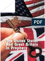 The United States and Great Britain in Prophecy...by John H. Ogwyn