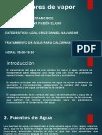 Generadores de Vapor Presentacion .