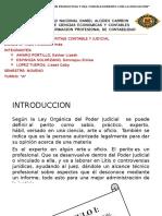 Peritaje Contable Expocision 26-05-15