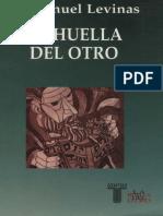 La Huella del Otro. Levinas.pdf