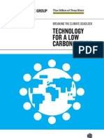 Technology for a Low Carbon Future Full Report
