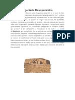 Ingenieria Mesopotámica