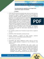EVIDENCIA 1 ACT 18 Informe Documentación Requerida en La Negociación Internacional Según Normatividad