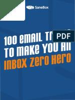 100 Email Tricks