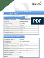 Formulario Plan de Negocios. PARTICIPANTESdoc[1]