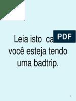 Badtrip Guide Traduzido