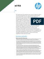 HP VSA Software 2014