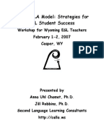 the CALLA model strategies for ELL student success.pdf