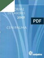 Informe de labores 2005 cenipalma.pdf