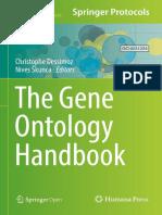 The geneontology handbook