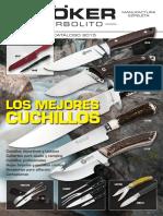 Boker Arbolito Catalogo 2015