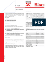 Datasheet File Nitoflor FC150