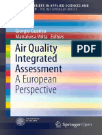 Air Quality Integrated Assessment A European Perspective