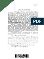 Corte de Apelaciones de Valparaíso sobre Carlos Marín Orrego